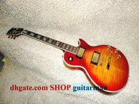 Wholesale On sale custom shop mint Sunburst Electric Guitars IN STOCK electric guitar only one