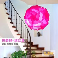 antique sheet glass - PINK IQ LAMPS WITH PETALS SHAPED FOR EVERY PIECE SHEETS GOOD FOR BAR DECORATION WITH