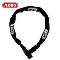 abus motorcycle locks - ABUS Bicycle Chain Lock ANTITHEFT Level Motorcycles Steel Nylon Lock Cycling Lock MTB Mountain Bike Lock cm Accessories
