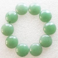 Wholesale Intriguing Fashion Aventurine Round CAB CABOCHON x6mm