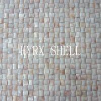 backsplash tile sale - 2016 style HYRX mother of pearl semiarch shape shell mosaic tiles Factory direct sale home improvement kitchen backsplash