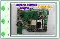 Wholesale For HP CQ61 G61 Laptop Motherboard Mainboard DA00P8MB6D1 Tested ok