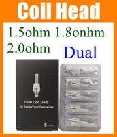 Cheap Dual Coil Best dual Coil Protank3