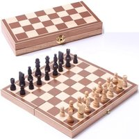 Wholesale New Handmade Wooden Chess Set Gift Item