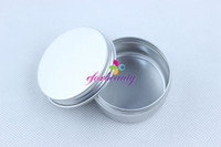 arts cosmetic box - 15ml ml ml Empty Nail Art Cream Pot Lip Balm Cosmetic Tin Containers Bottles Screw Thread