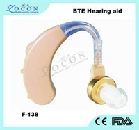 Wholesale TOP Sale High Quanlity POWERTONE F Mini hearing aid invisible hearing aid ITE heaing Sound Amplifier