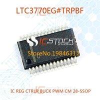 Cheap LTC3770EG#TRPBF IC REG CTRLR BUCK PWM CM 28-SSOP LTC3770EG 3770 LTC3770 3pcs