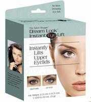 Wholesale New Released Dream Look Instant Eye Lift Instantly Lifts Upper Eyelids Upper Eyelids Salon Shoppe Eye Lift Eyelid Sticker