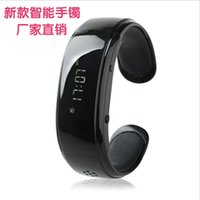 Wholesale Universal Bluetooth smart phone sports bracelet bracelet intelligent wear a sports exclusive fashion bracelet taicheng taicheng