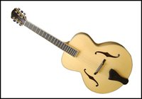 archtop guitar - yunzhi fully handmade archtop guitar