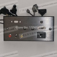 Wholesale Multimedia information panel hotel audio and video wall socket bing ba meeting desktop HDMI USB