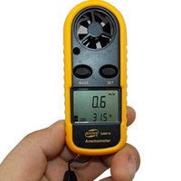 anemometer cfm - BENETECH GM816 Digital LCD CFM CMM Thermo Anemometer Infrared Thermometer For Wind Speed Gauge Meter Temperature
