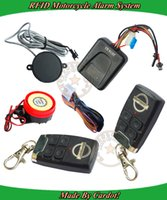 Cheap chip alarm system Best motorbike alarm