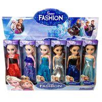 Cheap Dolls Best Elsa Anna Princess dolls