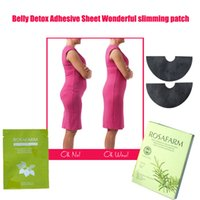 beer patches - 12pcs bags Wonder Slimming Patch for belly wing product beer belly busting flat belly fat burner