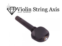 Wholesale Muse Professional Ebony Wooden Replacement Black Decorated Tuning Peg with Pattern on Top for Size Violin Fiddle