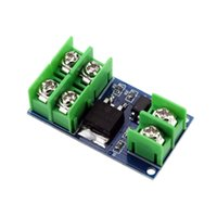 Cheap Digital Trigger Switch FET Module MOS Field Effect Transistor Direct Current Control for Motor Pump Electronic Components order<$18no track