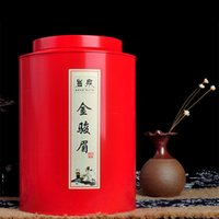 al por mayor súper orgánica-Calidad estupenda 250g Té de Jinjunmei Montaña de Wuyi Tong mu guan Jin Jun té de Mei Té negro original de China Comida verde orgánica natural