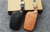 toyota car remote key - Car Key Cover Key Rings For Toyota Highlander Remote Key Chain Holder Case Cover Key Case Accessories