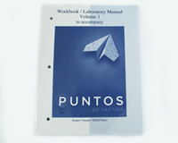 Wholesale Puntos de partida Workbook laboratory Manual to Accompany