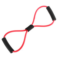 Wholesale High quality Resistance Bands Tube Body Fitness Muscle Workout For Pilates Exercise Training Yoga Tubes Type New