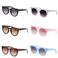 anti reflective eyeglasses - Trendy Men Women Cat Eye Sunglasses Vintage Unisex Anti Reflective Eyeglasses Sun Glasses Goggles BYAEA
