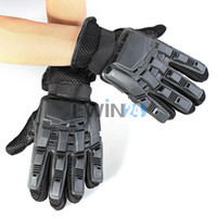 Wholesale High Quality Hunting Gloves Black Outdoor Sports Military Tactical Airsoft Hunting Cycling Gloves M Hot Selling