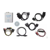 Wholesale KWP2000 Plus ECU Remap Flasher ECU Chip Tunning Tool Auto Diagnostic Scan Via OBD2 Connector