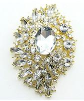 Cheap Celtic brooches rhinestone Best Women's Gift rhinestone jewelry