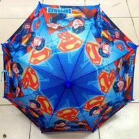baby boy delivery - hot sale Avengers Superman Umbrella Children Sunny and Rainy Umbrella baby girls boys umbrella Random delivery