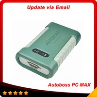 For BMW autoboss pc max - 2015 Autoboss PC MAX Wireless VCI Professional update by Email New version Hot autoboss pc max DHL