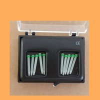 Cheap Best Price Green Ring 1.6mm Dental Endo Straight Fiber Posts Tips Glass Protaper Files