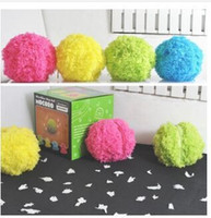 Wholesale Automatic Rolling Ball Electric Cleaner Mocoro Mini Sweeping Robot Household Cleaning Tools Housekeeping Sponges Multi Color