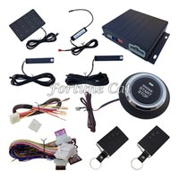 automatic car starter - High Quality Passive Keyless Entry Car Alarm System With Remote Start Automatic Lock Or Unlock