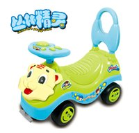 Wholesale Four Wheel Scooter twist car children stroller Qunxing authentic brand QX3311