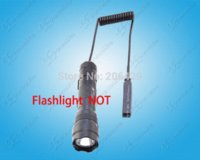 Wholesale 1pc Remote Switch for UltraFire WF Flashlight Pressure Tail Switch Mouse Tail Switch