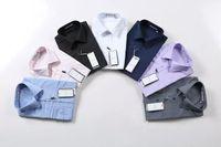 low price dresses - Long sleeve shirt male moneypure cotton collar shirt fashionT shirt international brand shirts low prices burr wedding dress