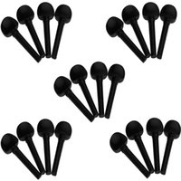 Wholesale 4 Size Violin Fiddle Tuning Peg Set Durable and Sturdy Ebony Material Sets set