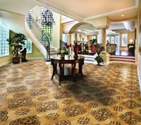 Wholesale Metal flooring Stainless steel Flooringr Private Merbau wood Natural oil wood floorle wood floor Wood wax floor Wings Wood Flooring
