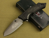 Wholesale New Microtech Fast open Folding pocket Knife TMF33