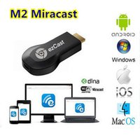 Wholesale New EZCAST Miracast Dongle TV stick DLNA Miracast Airplay MirrorOP better than chromecast support windows ios andriod