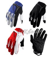 Wholesale New Racing Motorcycle Motorbike Motocross Cycling Dirt Bike Full Finger Gloves