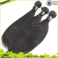 Wholesale Cheap Unprocessed Virgin Brazilian Hair Grade A Brazilian Virgin Hair Straight