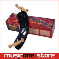 Wholesale FOM Alumnium Material Violin Shoulder Rest ME Violin accessories for Free shippign MU0196