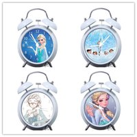 alarm clock animation - Animation Cartoon Frozen Alarm Clock With Box Children Gift Piece