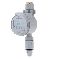 automatic tracking system - Excellent Quality Home Automatic Solar Power Garden Water Timer Irrigation Water Timer Garden Watering System LCD Display order lt no track
