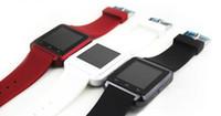 best blackberry camera phone - Best U8 SmartWatch Bluetooth Wrist Watches Altimeter Smartwatch for Apple iPhone S Samsung S4 S5 Note Android HTC phones Smartphones DHL