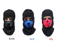 balaclavas for sale - Hot Sale Windoproof Thermal Full Face Mask Balaclava Mask outdoor equipment for cycling skiing cycling headware mask