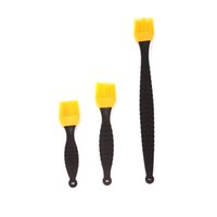 Wholesale 3 x BBQ Barbecue Brush Set