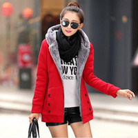 Wholesale Naluola New winter women jacket fashion zipper solid women coat outerwear casual jacket for female women coats hot sale LS6423na